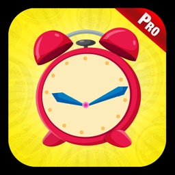 Clock Telling Time For Kids