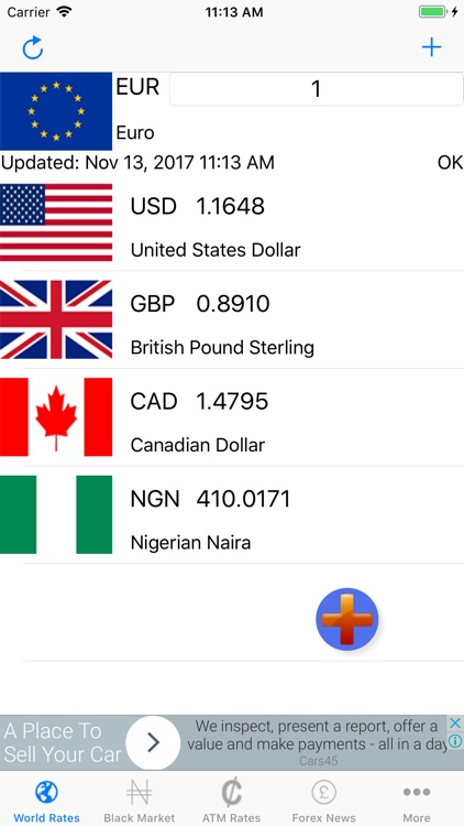 Aboki Forex Screenshot 1