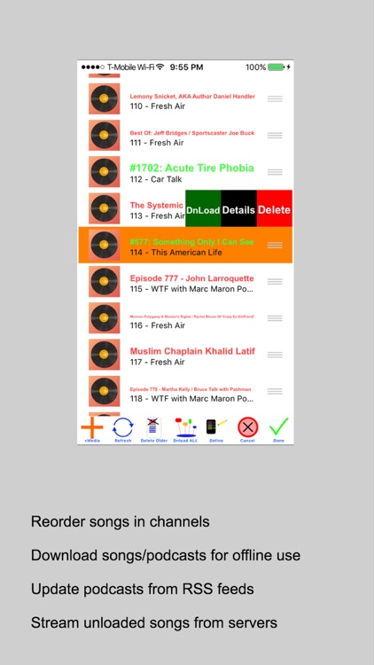 AudioGalaxy screenshot-4