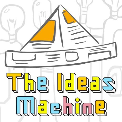 The Ideas Machine iOS App