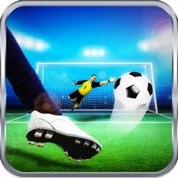 Finger soccer kick: 2018 WC