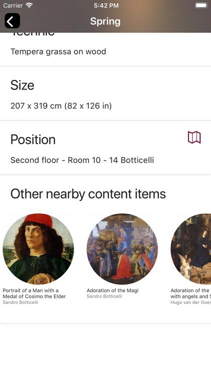 Uffizi Gallery screenshot-4