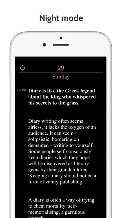 Secret Private Diary screenshot-3
