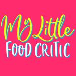 My Little Food Critic