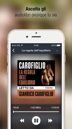 audiolibri gratis per ipod