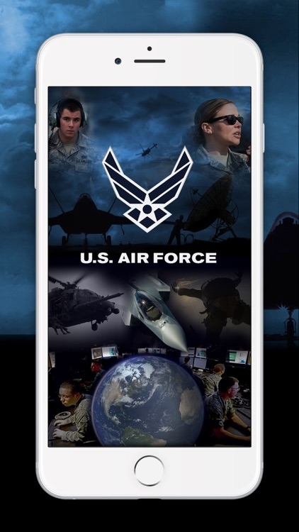 USAF Connect screenshot-0