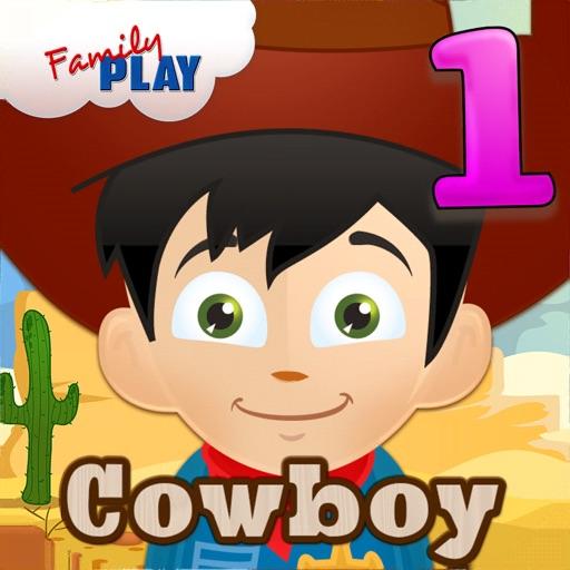 Cowboy Kid Goes to School 1