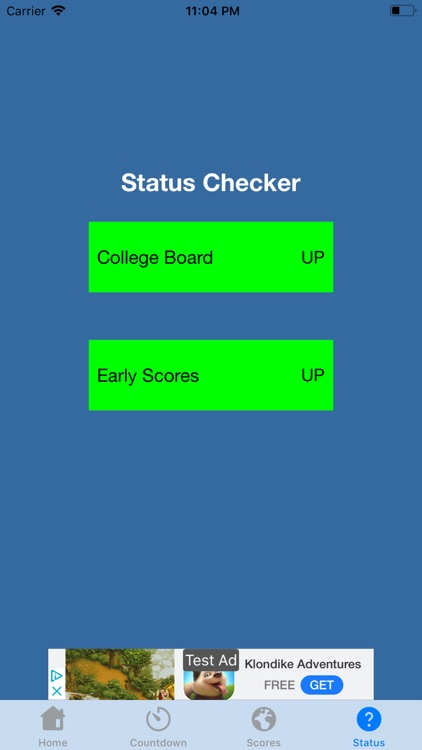 EarlyScores Score Browser screenshot-3