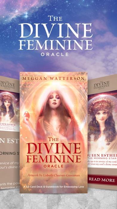 The Divine Feminine Oracle screenshot 1
