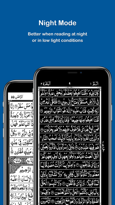 HOLY QURAN - القرآن الكريم screenshot four