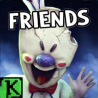 Ice Scream Friends Adventures - KEPLERIANS SL Cover Art