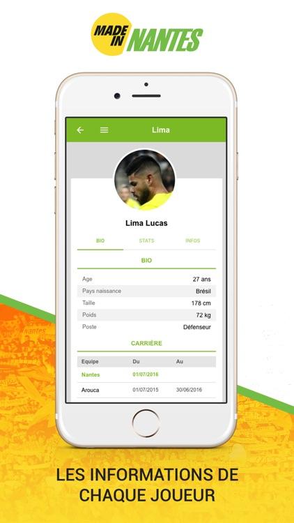 Foot Nantes screenshot-3