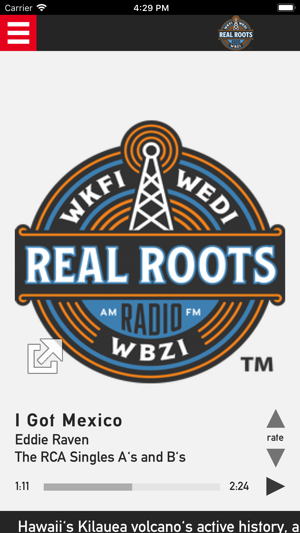 how to listen to radio on iphone real roots radio on the app 1604