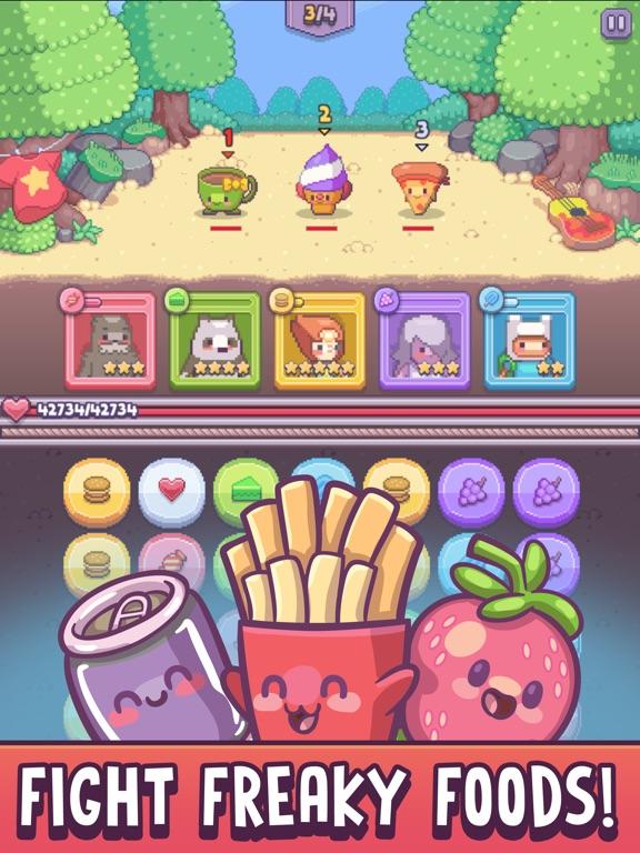 Match Land tablet App screenshot 1