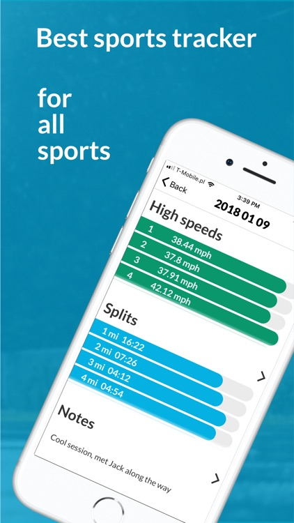 Fit Life Sports Tracker screenshot-9