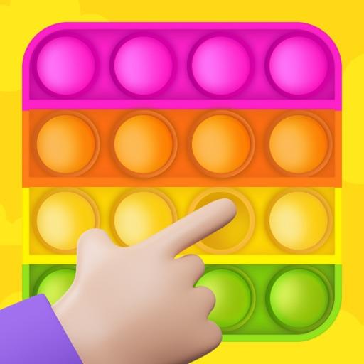 Pop It ASMR Fidget Games 3D