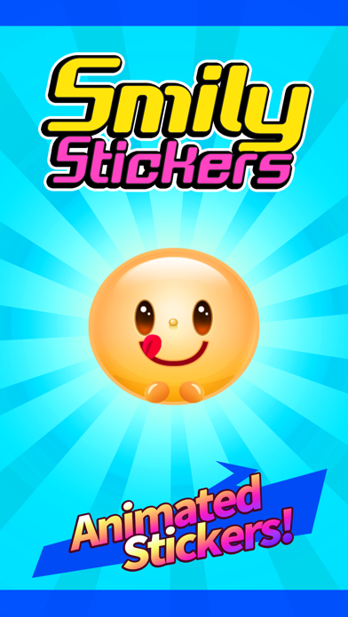 Download Smily Stickers for Android