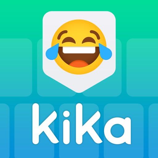 Kika Keyboard for iPhone, iPad free software for iPhone and iPad