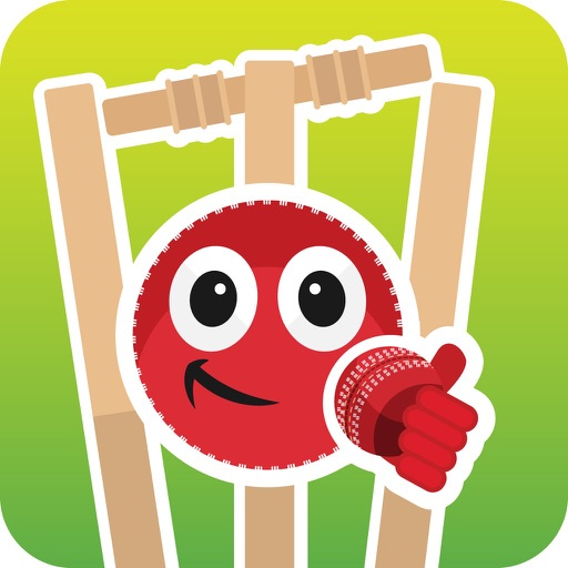 CricketMoji - Cricket stickers