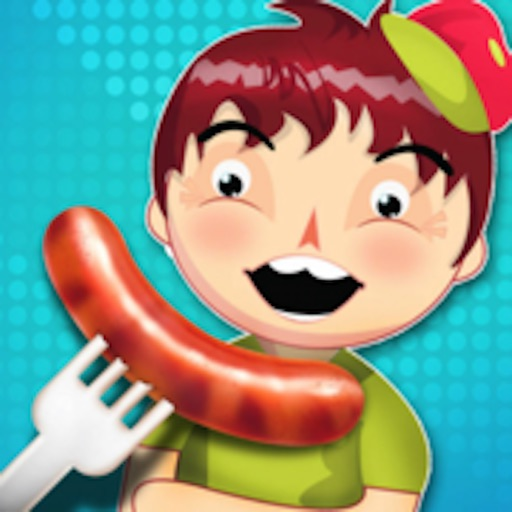 kids kitchen cooking mania - Prepare Lunch, Dinner or Breakfast in Restaurant For Boys & Girls