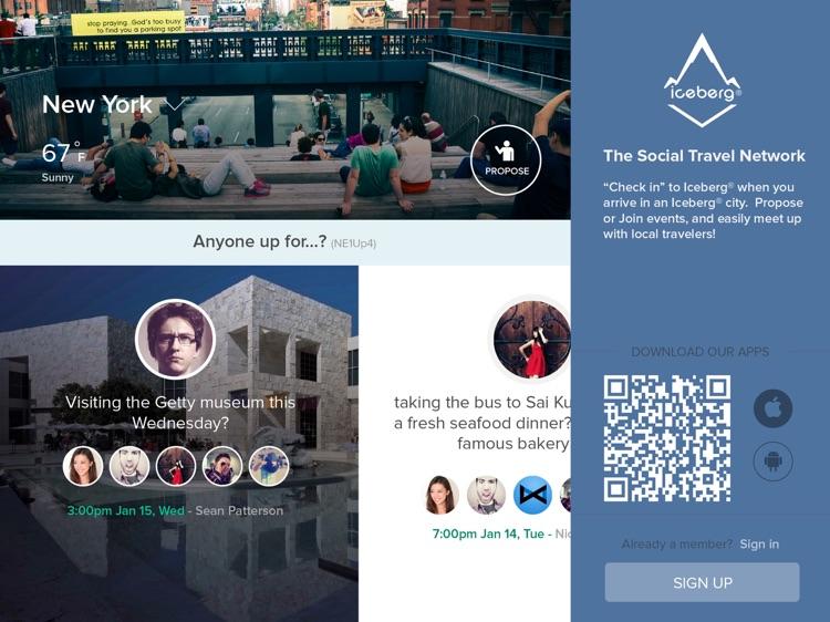 Iceberg Kiosk for Businesses