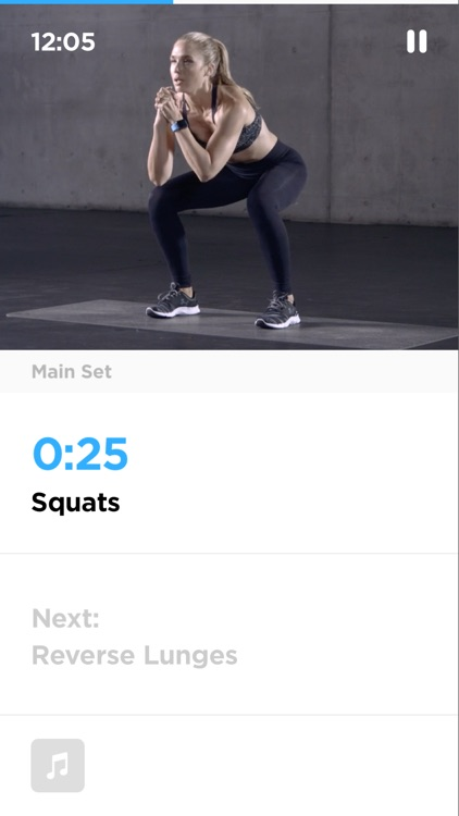 Zova: Workout, Stretch & Track screenshot-0