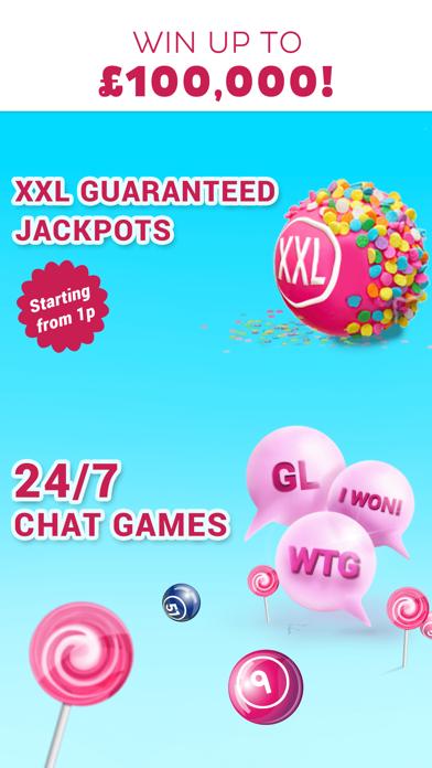 Sugar Bingo - New Bingo Site screenshot three