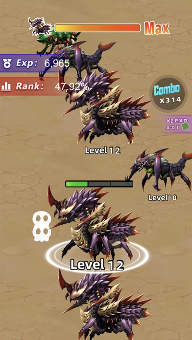 Insect Evolution screenshot 6