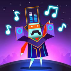 Planète Groove Rhythm Clicker