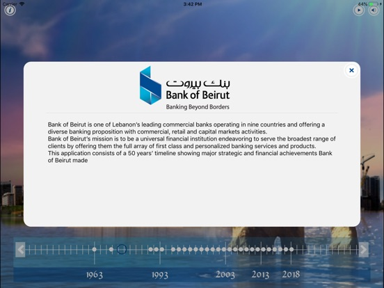 Bank of Beirut for iPad-ipad-1