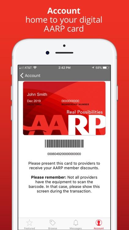 AARP Member Benefits screenshot-5