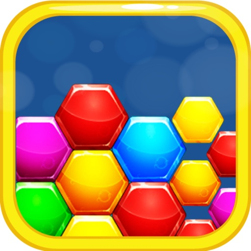 Block Hexagon 1010 Fun iOS App