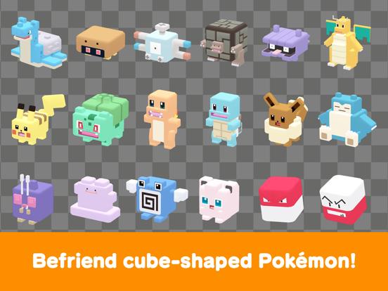 Pokémon Quest iPad app afbeelding 3