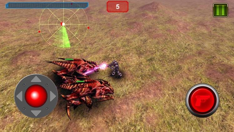 Alien Shooter War