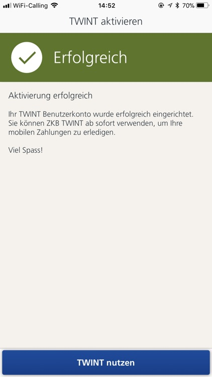 ZKB TWINT screenshot-2
