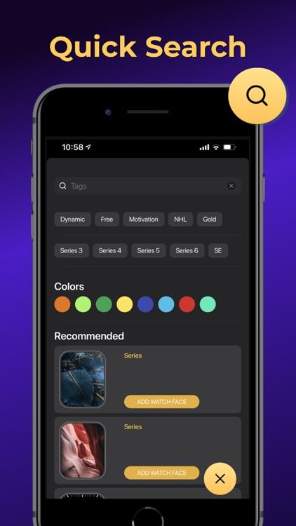 Watch Faces Gallery App screenshot-4
