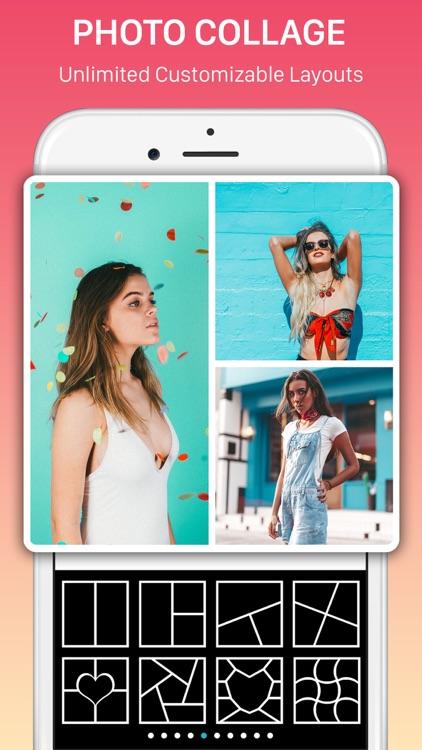 Collage Maker, Mixgram Editor screenshot-7