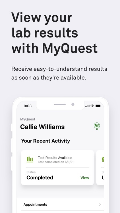 MyQuest for Patients