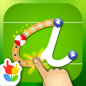LetterSchool Free - Learn to Write the ABC Alphabet, Letters & Numbers icon