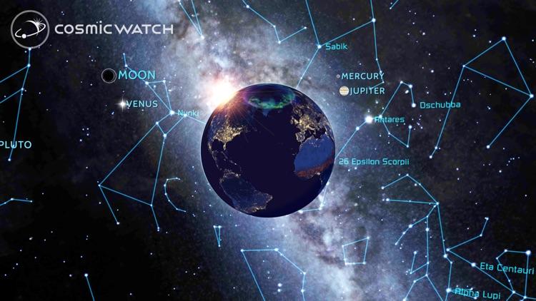 Cosmic-Watch screenshot-5