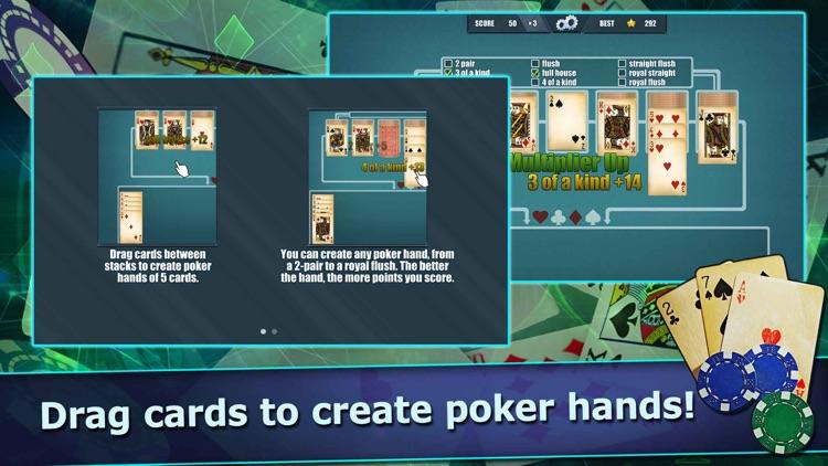Pokitaire! Poker & Solitaire