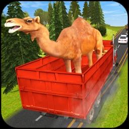 Animal Transport: Truck Sim 3D