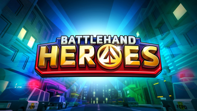 BattleHand Heroes screenshot-0
