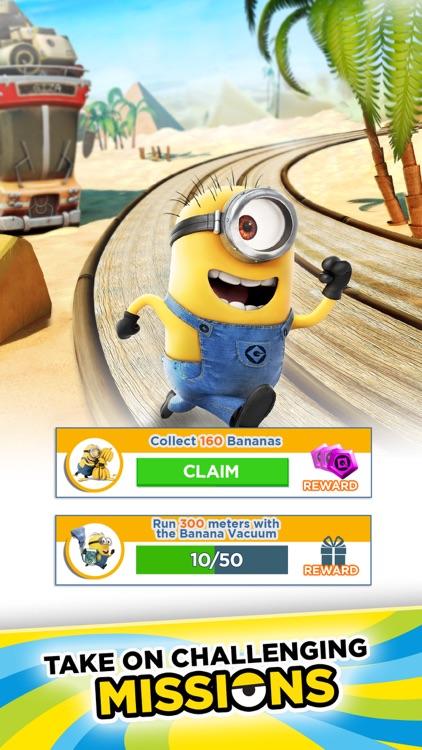 Minion Rush screenshot-6
