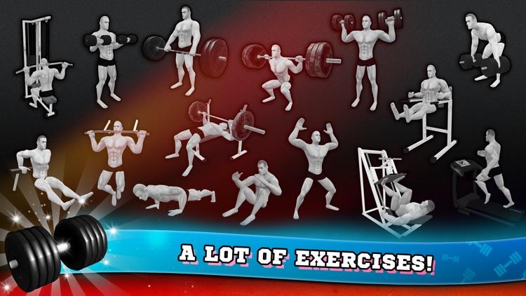 Fitness Gym Bodybuilding Pump screenshot-8