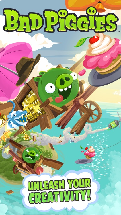 Bad Piggies screenshot-0