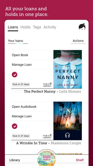 libby by overdrive on the app store