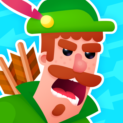 Bowmasters - Multiplayer Game app review