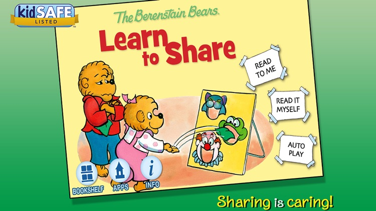Berenstain - Learn to Share