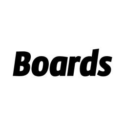 Boards - Sales Keyboard